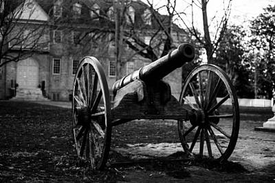 Photograph - Cannon by Nathan Hillis