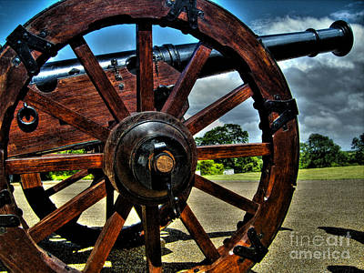 Photograph - Cannon by Nina Ficur Feenan