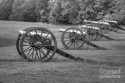 Photograph - Cannon Row Black And White by Jonathan Harper