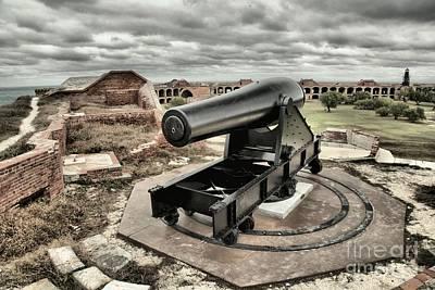 Jefferson Island Photograph - Canon Fire 360 by Adam Jewell