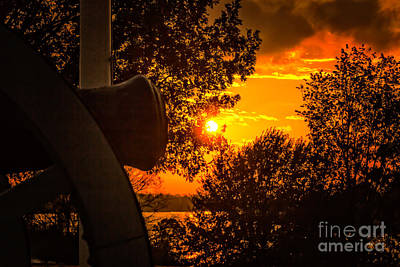 Photograph - Canon Sunset by Larry McMahon