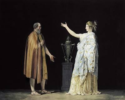 1757 Photograph - Canova, Antonio 1757-1822. Socrates by Everett