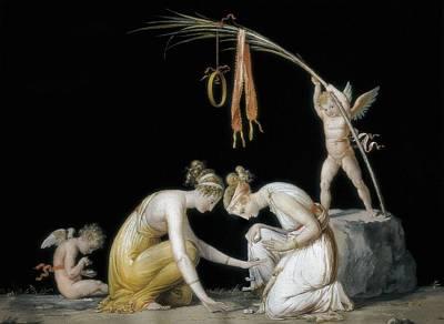 1757 Photograph - Canova, Antonio 1757-1822. The Talus by Everett