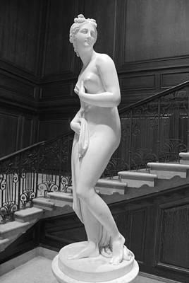 Photograph - Canova's Venus by Cora Wandel