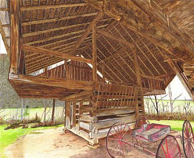 Cantilever Barn Original