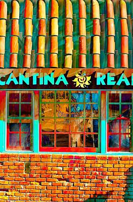 Cantina Real Gone Art Print