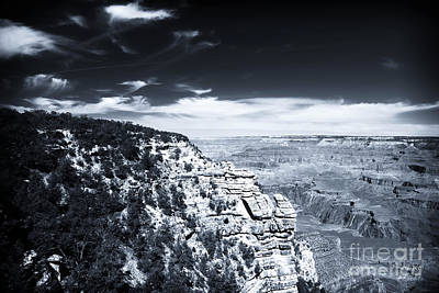 Photograph - Canyon Cliff by John Rizzuto