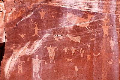 Photograph - Canyon De Chelly 3 by David Beebe