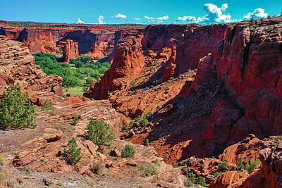 Audrey Hepburn - Canyon de Chelly Colors by Dany Lison