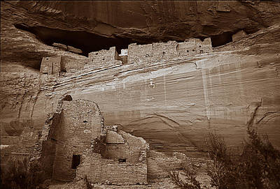 Photograph - Canyon De Chelly by Matthew Pace