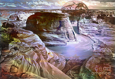 Canyon De Chelly National Monument Original by Andrzej Szczerski
