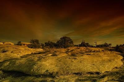 Southwestern Art Photograph - Canyon Land Utah by Jeff Swan