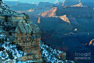 Photograph - Canyon Layers by Kim Wilson