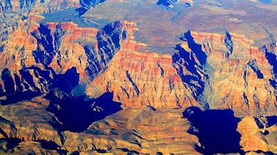 Photograph - Canyon by Michelle Dallocchio