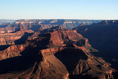 Photograph - Canyon Sunrise by Robert  Moss