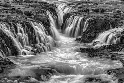 Canyon Waters II Art Print by Jon Glaser
