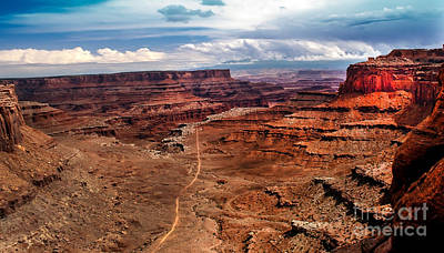 Photograph - Canyonland by Robert Bales