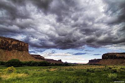 Photograph - Canyonlands by Jeff Niederstadt
