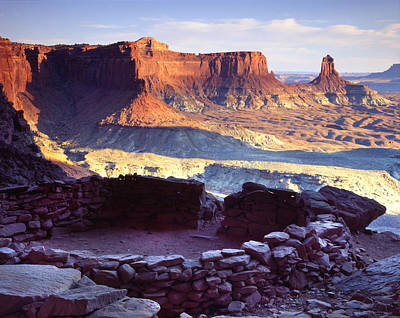 Photograph - Canyonlands Kiva by Ray Mathis