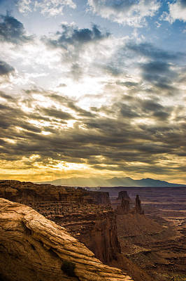 Photograph - Canyonlands National Park Utah by Mickey Clausen