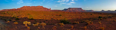 Canyonlands Pano Print by Southwindow Eugenia Rey-Guerra