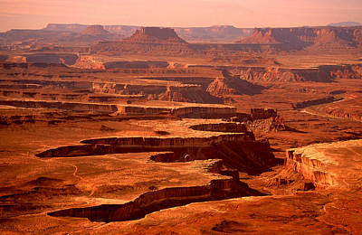 Canyonlands Utah Art Print