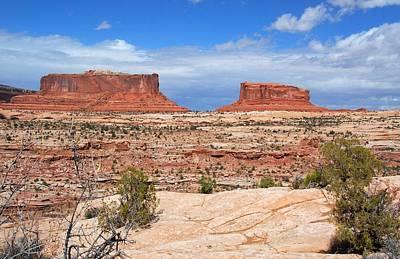Photograph - Canyonlands Utah Landscape by Cascade Colors