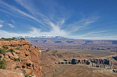 Photograph - Canyonlands Vista by Kelly Black