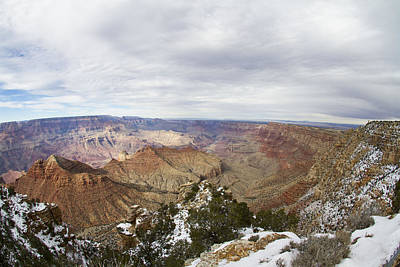 Canyon's Winter Dream Original