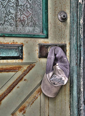 Photograph - Cap On Knob by Michael Kirk