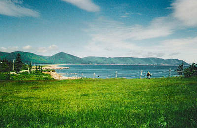 Photograph - Cape Breton by Christy Usilton