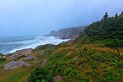 Photograph - Cape Breton Storm by Ben Graham