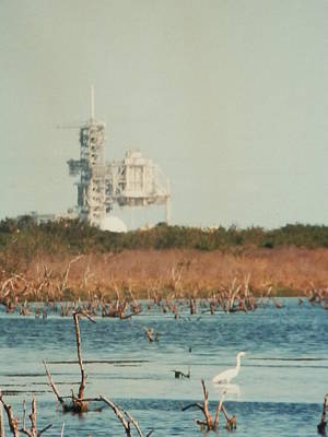 Photograph - Cape Canaveral by Belinda Lee