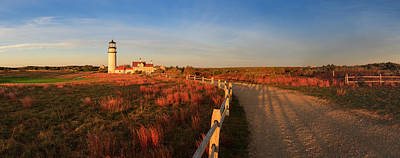Noaa Photograph - Cape Cod Highland Light by Henk Meijer Photography