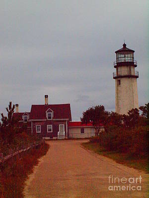Photograph - Cape Cod Lighthouse by Tammy Bullard