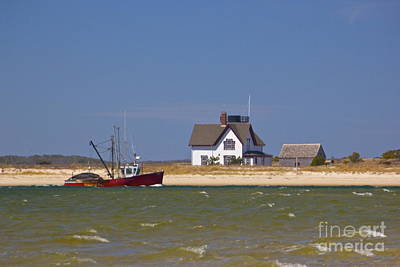 Photograph - Cape Cod Moment by Amazing Jules