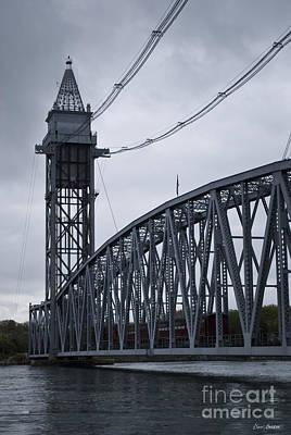 Photograph - Cape Cod Railroad Bridge No. 2 by David Gordon