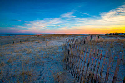 Photograph - Cape Cod Sunset by Brian MacLean