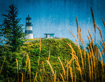 Photograph - Cape Disappointment Lighthouse by Chris McKenna