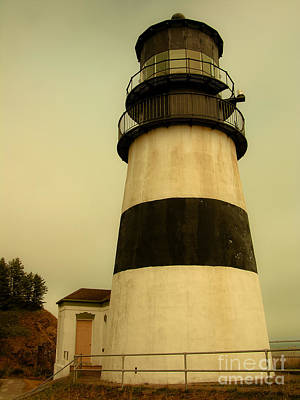 Photograph - Cape Disappointment Lighthouse II by Susan Parish