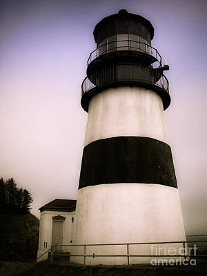 Photograph - Cape Disappointment Lighthouse by Susan Parish