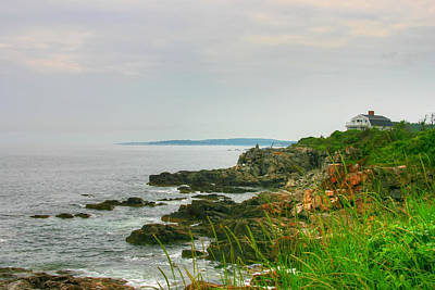 Cape Elizabeth Maine Art Print
