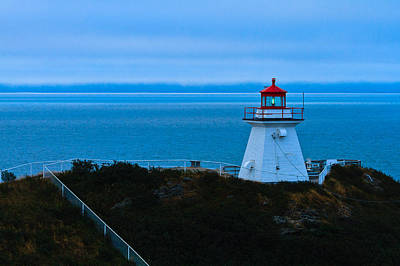 Photograph - Cape Enrage Lighthouse by Ben Graham