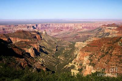Photograph - Cape Final Canyon View by Adam Jewell