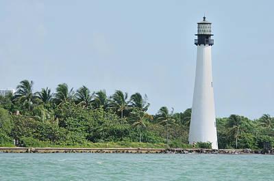 Photograph - Cape Florida Light by Bradford Martin
