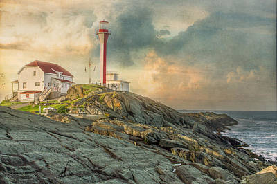 Photograph - Cape Forchu  by Garvin Hunter