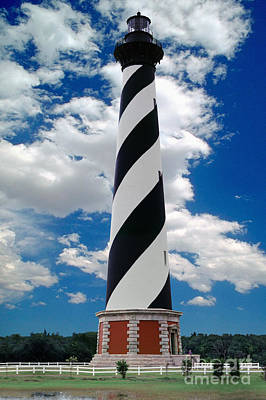 Cape Hatteras Light Station Art Print
