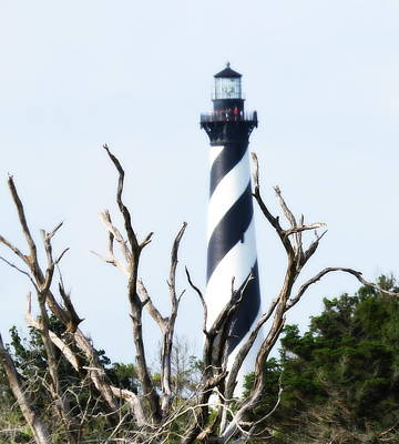 Cape Hatteras Lighthouse 2014 20 Art Print