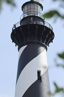 Lighthouse Photograph - Cape Hatteras Lighthouse 2014 3 by Cathy Lindsey