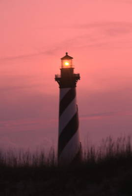 Atlantic Photograph - Cape Hatteras Lighthouse 2014 37 by Cathy Lindsey